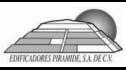 logo de Edificadores Piramide