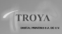 logo de Troya Digital Printing