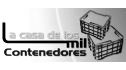logo de La Casa de los Mil Contenedores