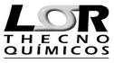 logo de Thecno Quimicos LOR