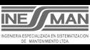 logo de Ingenieria Especializada en Sistematizacion de Mantenimiento Ltda. INESSMAN