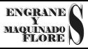 logo de Engranes y Maquinados Flores