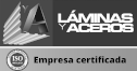 logo de Laminas y Aceros de Yucatan